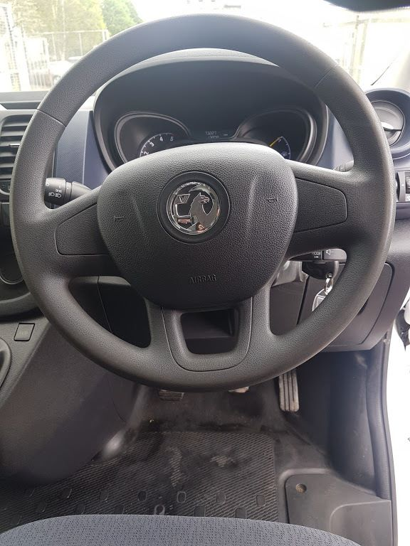 2015 Vauxhall Vivaro 2900 L2H1 CDTI P/V (152D24043) Image 6