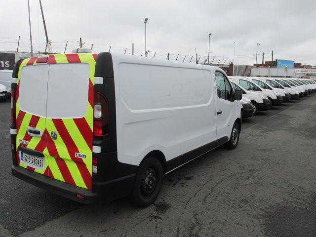 2015 Vauxhall Vivaro 2900 L2H1 CDTI P/V (152D24045) Image 3