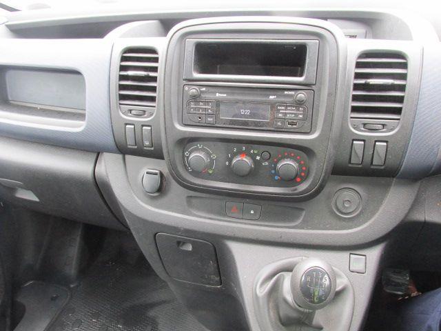 2015 Vauxhall Vivaro 2900 L2H1 CDTI P/V (152D24046) Image 12