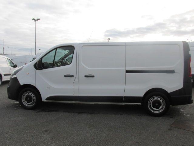 2015 Vauxhall Vivaro 2900 L2H1 CDTI P/V (152D24050) Image 6