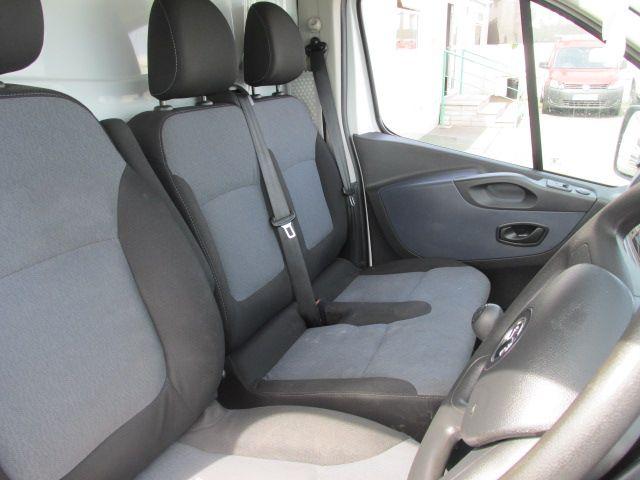 2015 Vauxhall Vivaro 2900 L2H1 CDTI P/V (152D24063) Image 11