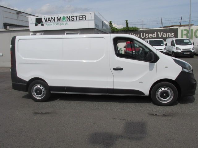 2015 Vauxhall Vivaro 2900 L2H1 CDTI P/V (152D24063) Image 2