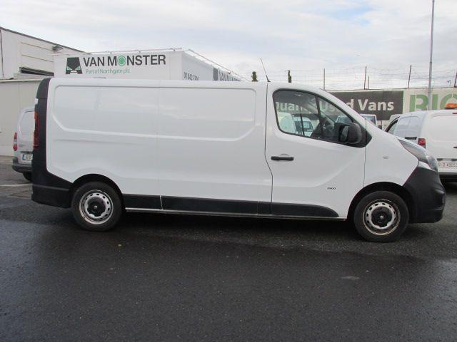 2015 Vauxhall Vivaro 2900 L2H1 CDTI P/V (152D24074) Image 2