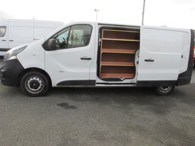 2015 Vauxhall Vivaro 2900 L2H1 CDTI P/V (152D24074) Image 9