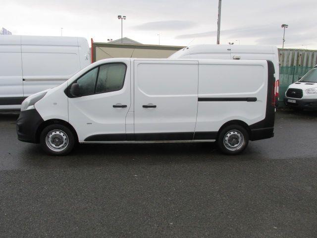 2015 Vauxhall Vivaro 2900 L2H1 CDTI P/V (152D24079) Image 4