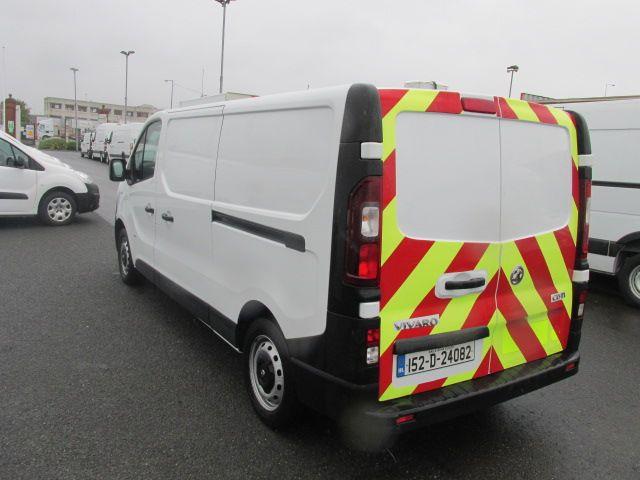 2015 Vauxhall Vivaro 2900 L2H1 CDTI P/V (152D24082) Image 6
