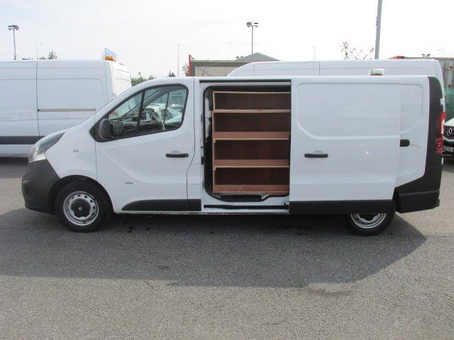 2015 Vauxhall Vivaro 2900 L2H1 CDTI P/V (152D24083) Image 8