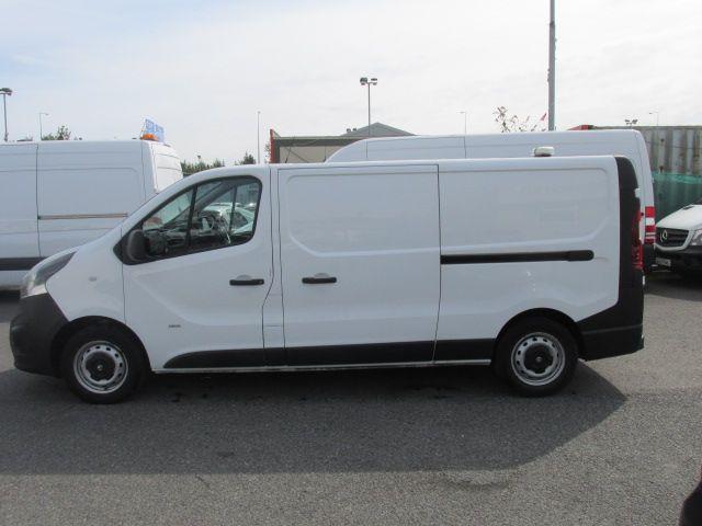2015 Vauxhall Vivaro 2900 L2H1 CDTI P/V (152D24083) Image 7