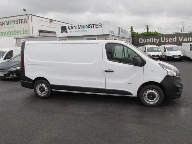 2015 Vauxhall Vivaro 2900 L2H1 CDTI P/V (152D24102) Image 8