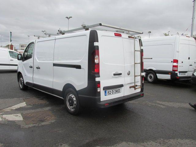 2015 Vauxhall Vivaro 2900 L2H1 CDTI P/V (152D24103) Image 5
