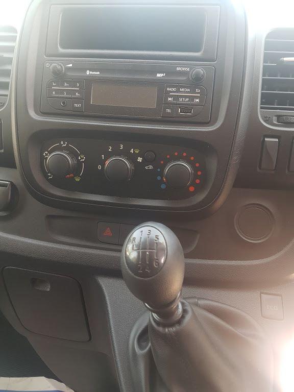 2015 Vauxhall Vivaro 2900 L2H1 CDTI P/V (152D24105) Image 5