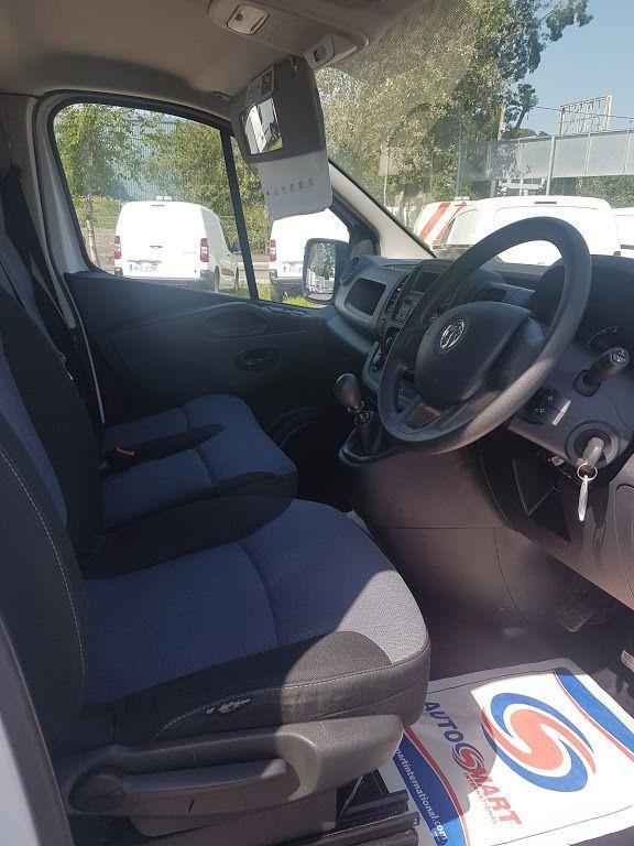 2015 Vauxhall Vivaro 2900 L2H1 CDTI P/V (152D24105) Image 8