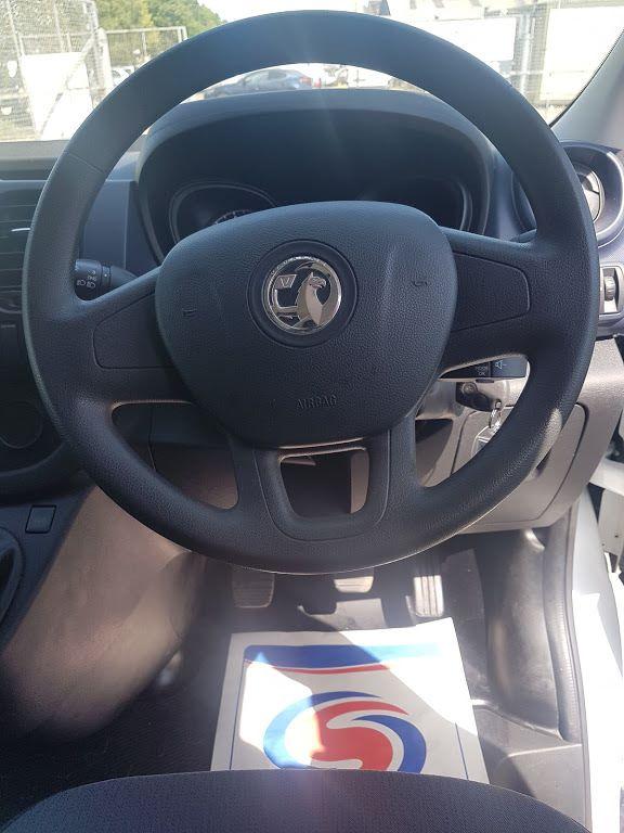 2015 Vauxhall Vivaro 2900 L2H1 CDTI P/V (152D24105) Image 6