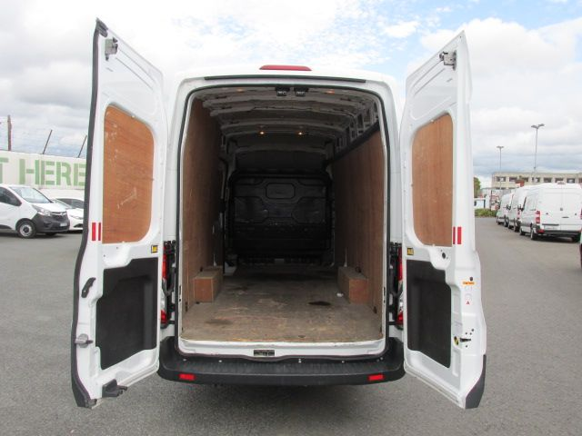 2015 Ford Transit 350 H/R P/V - H/ROOF -  LWB  JUMBO  MODEL - OVER 150 VANS TO VIEW  (152D24125) Image 5