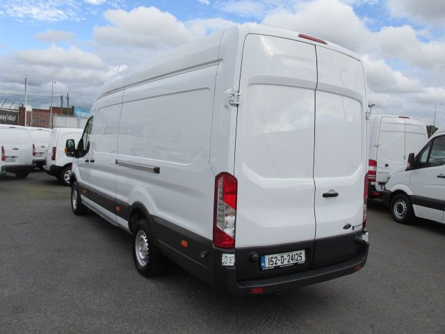 2015 Ford Transit 350 H/R P/V - H/ROOF -  LWB  JUMBO  MODEL - OVER 150 VANS TO VIEW  (152D24125) Image 6