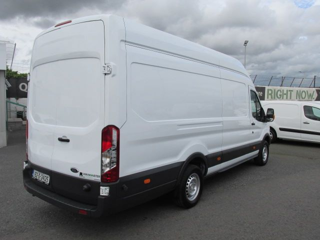 2015 Ford Transit 350 H/R P/V - H/ROOF -  LWB  JUMBO  MODEL - OVER 150 VANS TO VIEW  (152D24125) Image 3