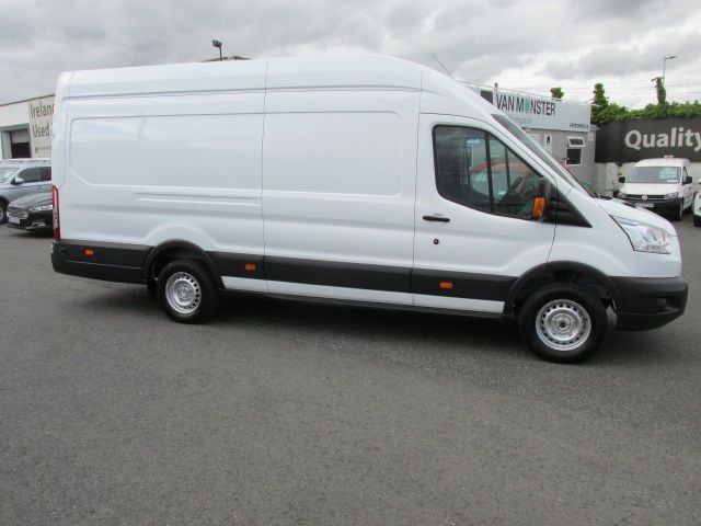 2015 Ford Transit 350 H/R P/V - H/ROOF -  LWB  JUMBO  MODEL - OVER 150 VANS TO VIEW  (152D24125) Image 2