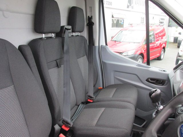 2015 Ford Transit 350 H/R P/V - H/ROOF -  LWB  JUMBO  MODEL - OVER 150 VANS TO VIEW  (152D24125) Image 11