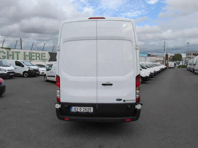 2015 Ford Transit 350 H/R P/V - H/ROOF -  LWB  JUMBO  MODEL - OVER 150 VANS TO VIEW  (152D24125) Image 4