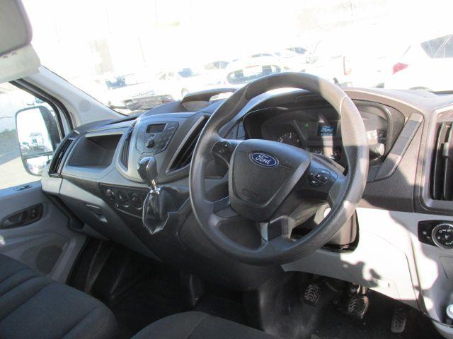 2015 Ford Transit JUMBO 350 H/R P/V (152D24144) Image 12