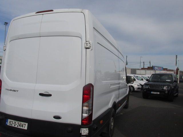 2015 Ford Transit 350 H/R P/V - H/ROOF -  LWB  JUMBO  - HUGE SELECTION OF VANS TO VIEW - (152D24147) Image 3