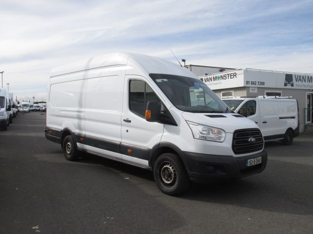 2015 Ford Transit 350 H/R P/V - H/ROOF -  LWB  JUMBO  - HUGE SELECTION OF VANS TO VIEW - (152D24147)