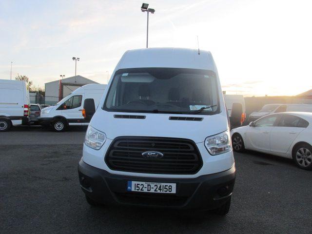 2015 Ford Transit 350 H/R P/V (152D24158) Image 8