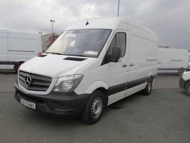 2015 Mercedes Sprinter 313 CDI MWB  H/ROOF - OVER A 100 VANS TO CHOOSE FROM IN VM SANTRY - (152D24183) Image 7
