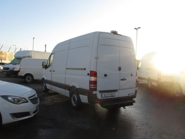 2015 Mercedes-Benz Sprinter 313 CDI - MWB - H/ROOF - LOW MILES - PLY LINED - BEACON - T/BAR   (152D24521) Image 5