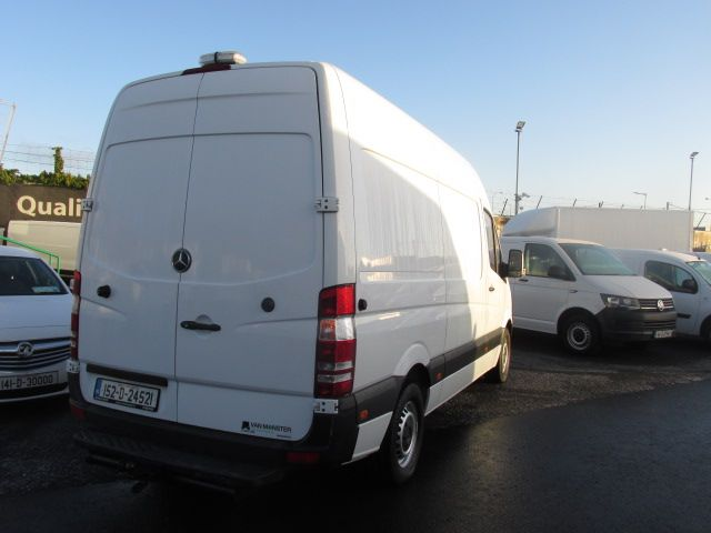 2015 Mercedes-Benz Sprinter 313 CDI - MWB - H/ROOF - LOW MILES - PLY LINED - BEACON - T/BAR   (152D24521) Image 3