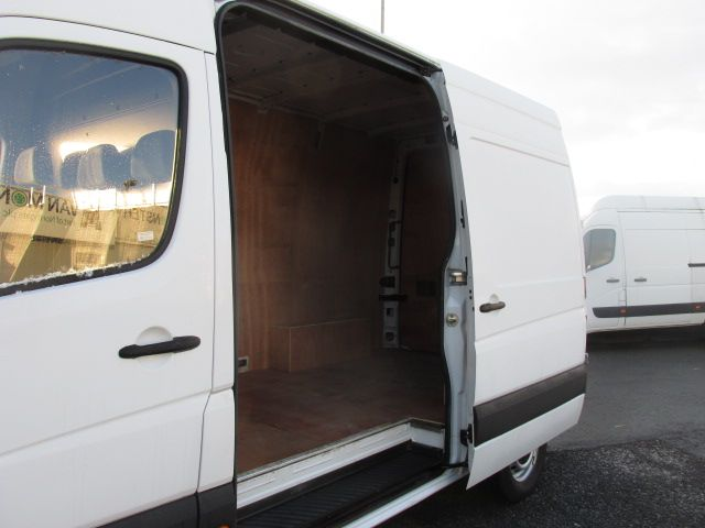 2015 Mercedes-Benz Sprinter 313 CDI - MWB - H/ROOF - LOW MILES - PLY LINED - BEACON - T/BAR   (152D24521) Image 9