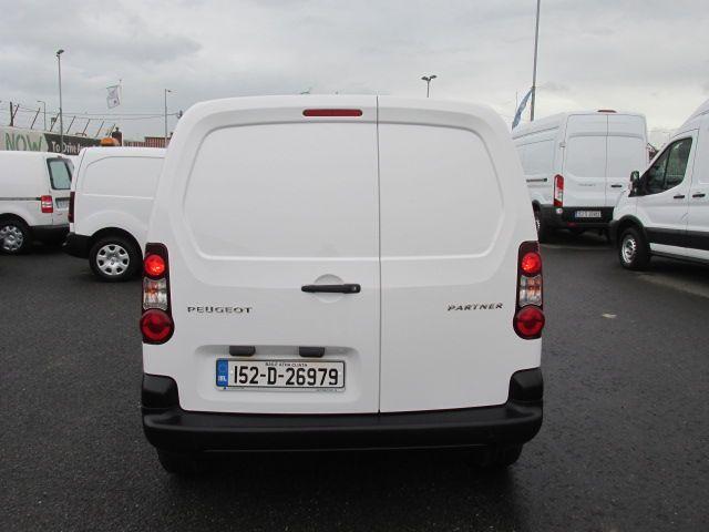 2015 Peugeot Partner HDI S L1 850 (152D26979) Image 8