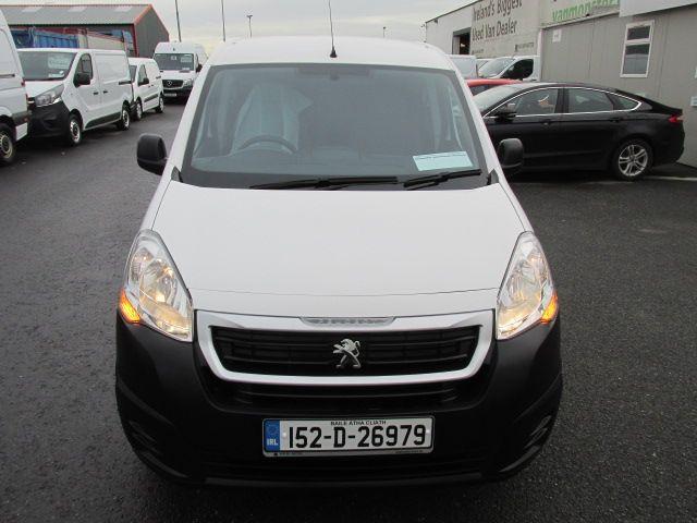 2015 Peugeot Partner HDI S L1 850 (152D26979) Image 2