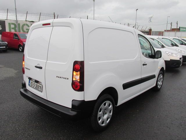 2015 Peugeot Partner HDI S L1 850 (152D26979) Image 10