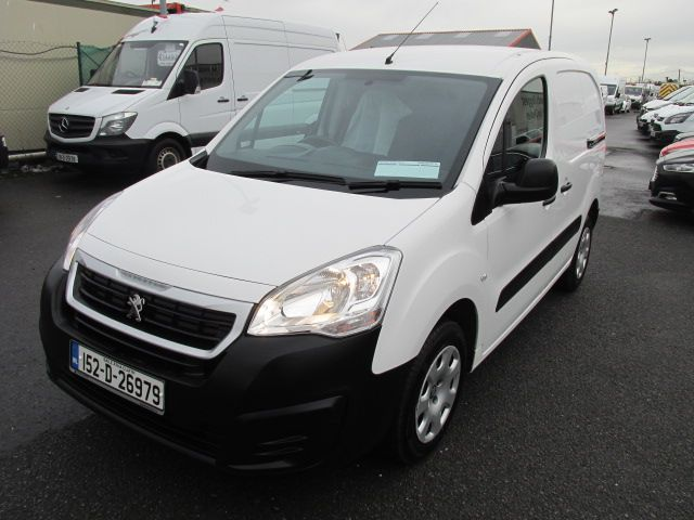 2015 Peugeot Partner HDI S L1 850 (152D26979) Image 3