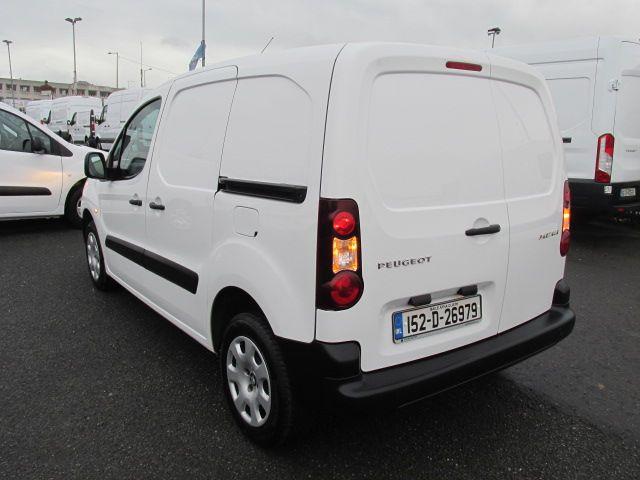 2015 Peugeot Partner HDI S L1 850 (152D26979) Image 7