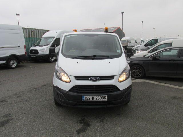 2015 Ford Transit Custom 290 LR P/V (152D26986) Image 2