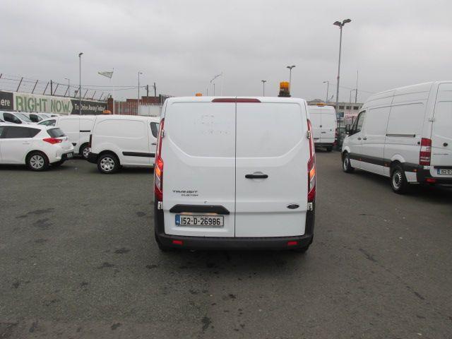 2015 Ford Transit Custom 290 LR P/V (152D26986) Image 5