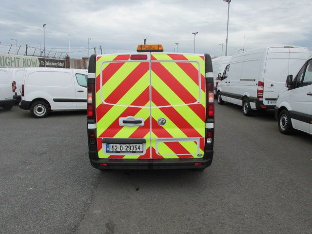 2015 Vauxhall Vivaro 2900 L2H1 CDTI P/V - Over 150 VANS TO VIEW AT VAN MONSTER  SANTRY - (152D29354) Image 5