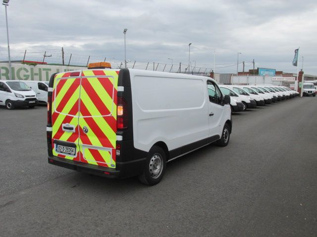 2015 Vauxhall Vivaro 2900 L2H1 CDTI P/V - Over 150 VANS TO VIEW AT VAN MONSTER  SANTRY - (152D29354) Image 6