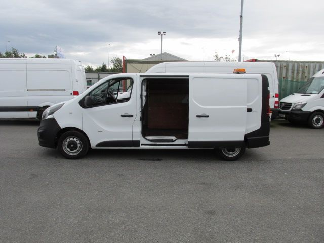 2015 Vauxhall Vivaro 2900 L2H1 CDTI P/V - Over 150 VANS TO VIEW AT VAN MONSTER  SANTRY - (152D29354) Image 7