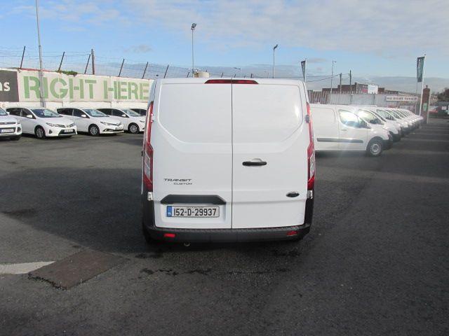 2015 Ford Transit Custom 290 LR P/V (152D29937) Image 5