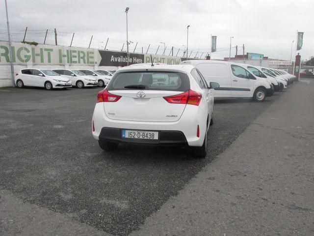 2015 Toyota Auris 1.4D4D Terra VAN 4DR (152D8438) Image 4