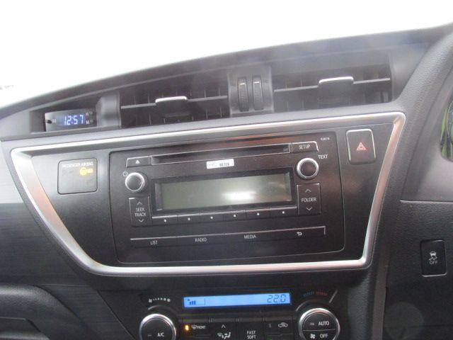 2015 Toyota Auris 1.4D4D Terra VAN 4DR (152D8438) Image 15