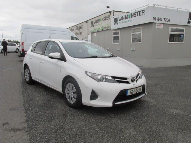 2015 Toyota Auris 1.4D4D Terra VAN 4DR (152D8438)