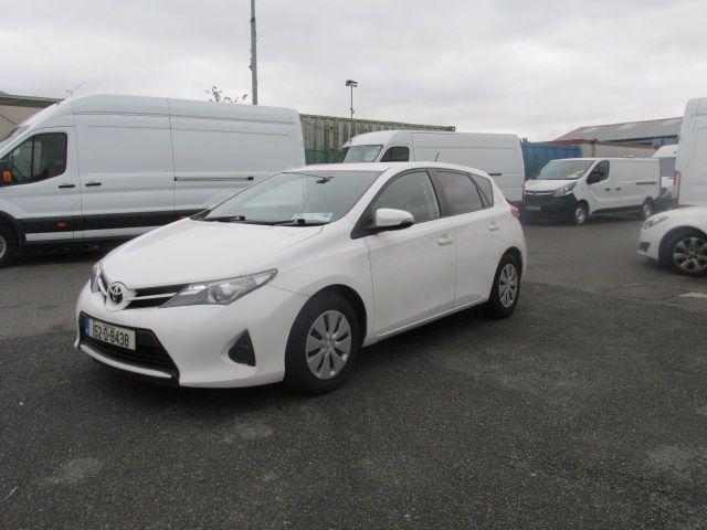2015 Toyota Auris 1.4D4D Terra VAN 4DR (152D8438) Image 7