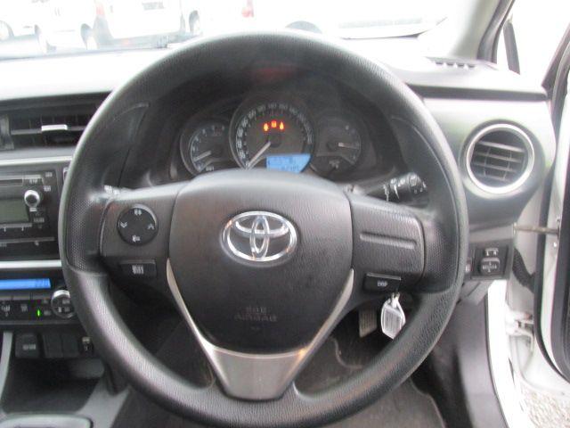 2015 Toyota Auris 1.4D4D Terra VAN 4DR (152D8438) Image 13