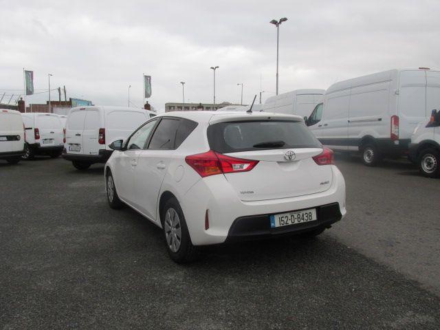 2015 Toyota Auris 1.4D4D Terra VAN 4DR (152D8438) Image 5