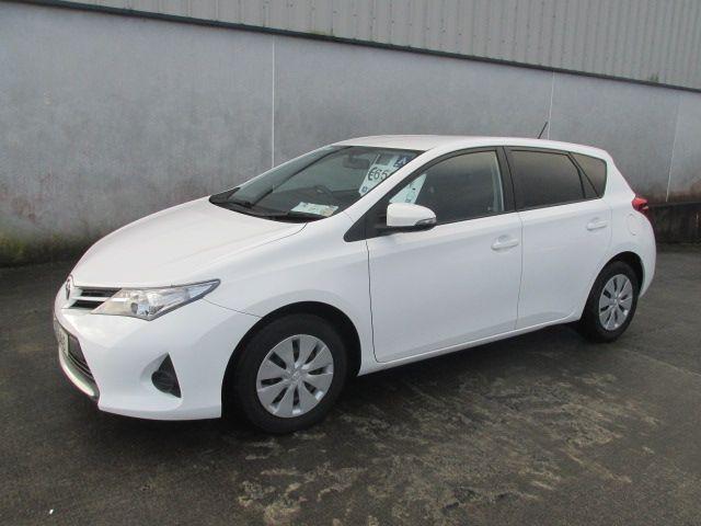 2015 Toyota Auris 1.4D4D Terra VAN 4DR (152D8443)