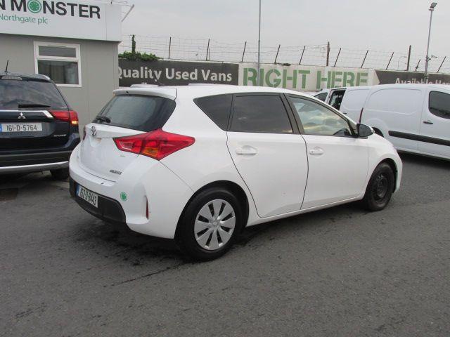 2015 Toyota Auris 1.4D4D Terra VAN 4DR (152D8443) Image 3